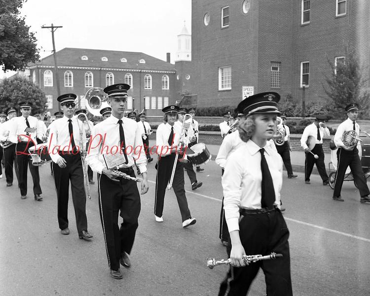 (June 1959) Kulpmont parade.