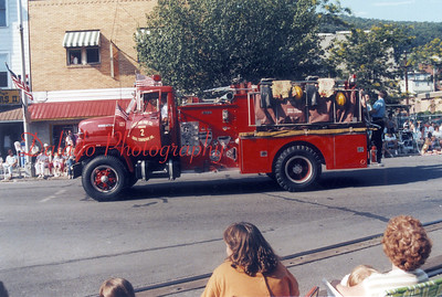 East End Fire Co., Coal Township.