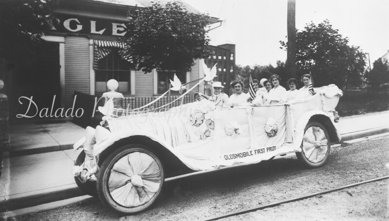 (1914) Shamokin Anniversary.