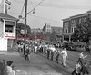 (09.11.1952) Parade on Arch Street in Coal Township.