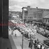 (1955) Memorial Day Parade in Shamokin.