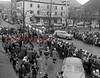 (Dec. 1954) Shamokin Christmas parade.
