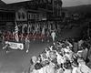 (1954) Tamaqua High School band in a Mount Carmel parade.