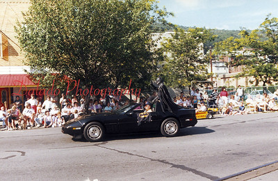 It was 1989, of course Batman was in the parade!