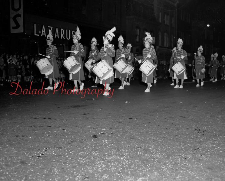 (09.18.1952) Parade, maybe Mount Carmel.