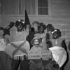 """(10.31.57) """"Cannibal Soup is Good"""" won first price in the Kulpmont Halloween parade."""