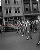 (10.09.1953) Parade down Independence Street.