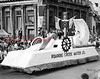 (1939) A float by the Roaring Creek Water Company is shown during a parade held to celebrate Shamokin's 75th Anniversary.
