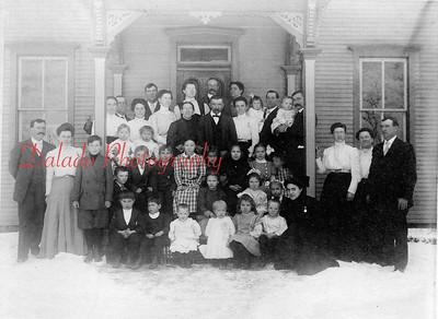 John F. and Emma Miller Epler family homestead.