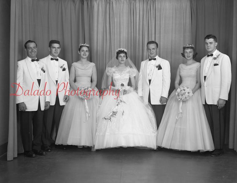 Wedding, Buzzie.