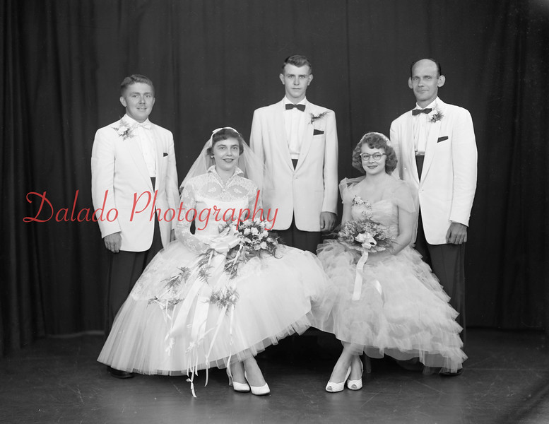 Wedding, Fisher.