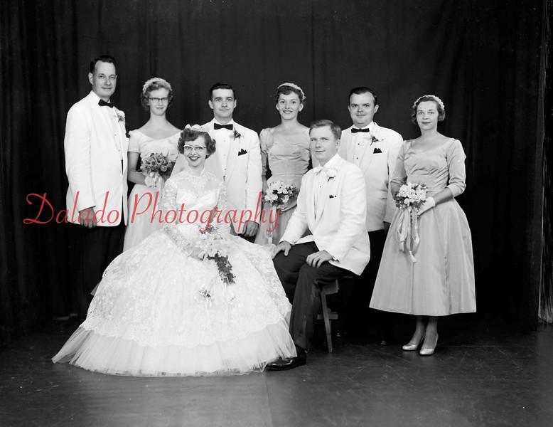 Wedding, Kennedy.