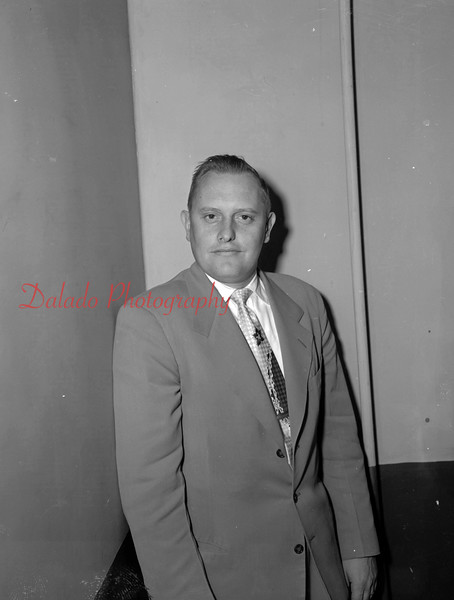 (11.12.1953) Harold Thomas, when he was a guidance counselor.