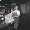(1956) Shamokin Post Office.
