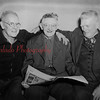 (04.19.51) Former Shamokin policemen are, from left, Tommy Edwards, William Kelley and Charles Levan.