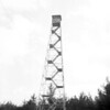 Aristes Fire tower consisting of 95 steps.