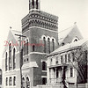 St. John's Reformed Church- Only 38 people attended the organization meeting in 1855. On May 5, 1867, the first church was built on Eighth Street, with the Sunday School portion of the church completed in 1890. On Dec. 16, 1894, a brand new church (seen here) was built to accomidate a congregation that had grown to 400 people.