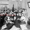 (1897-1898) This picture is of St. John's Reformed Church Choir during a rehearsal in the home of C.C. Leader. Priscila Rhoads-Malick is shown second row, second from right.