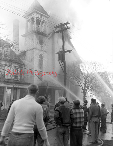 (02.24.55) Grace Lutheran Church fire.