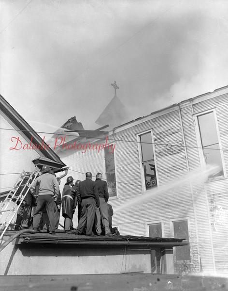 (02.24.55) Grace Lutheran Church fire.