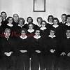 (1967) Grace Lutheran Church choir.