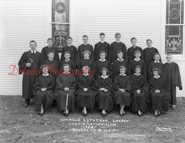 (1953) Evangelical and Reformed, Himmels.