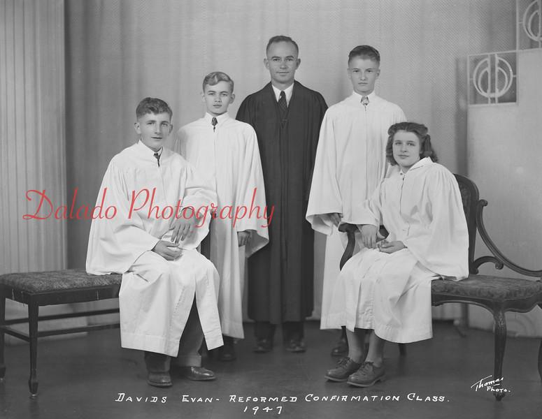 (1947) David's Evangelical Reformed, Herndon.