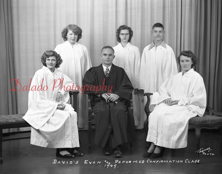 (1949) David's Evangelical Reformed, Herndon.