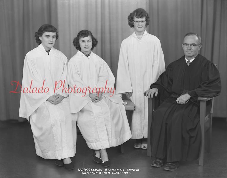 (1952) David's Evangelical Reformed, Herndon.