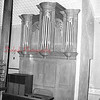 (07.01.1954) Himmel Church in Rebuck. This organ was installed in 1818.