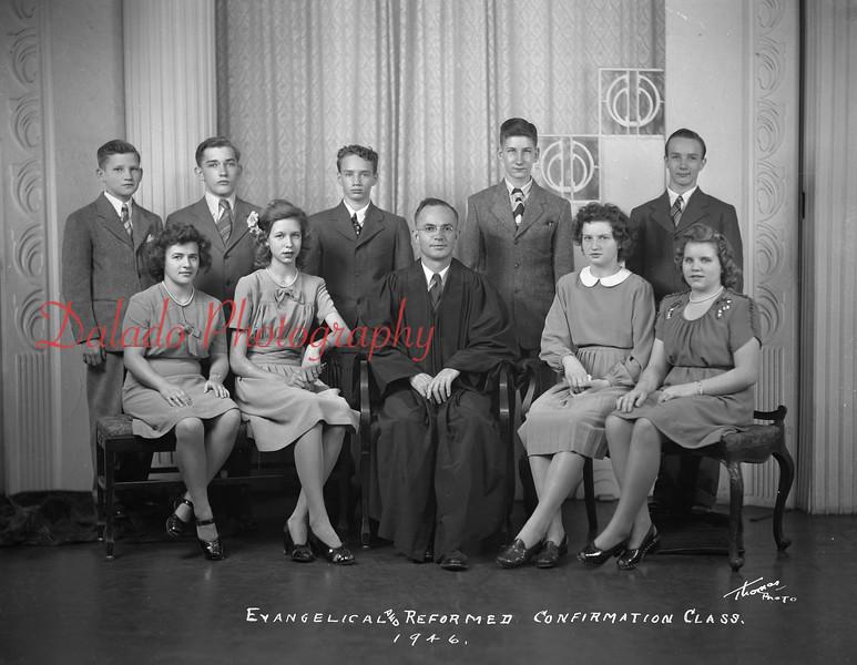 (1946) David's Evangelical Reformed, Herndon.
