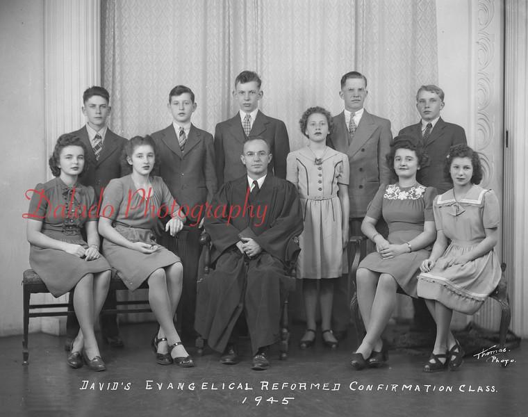 (1945) David's Evangelical Reformed, Herndon.