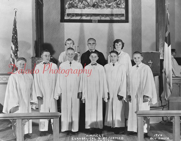(1954) Evangelical and Reformed, Himmels.