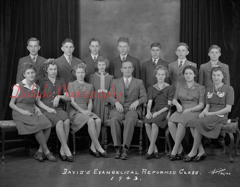 (1943) David's Evangelical Reformed, Herndon.
