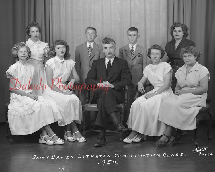 (1950) David's Evangelical Reformed, Herndon.