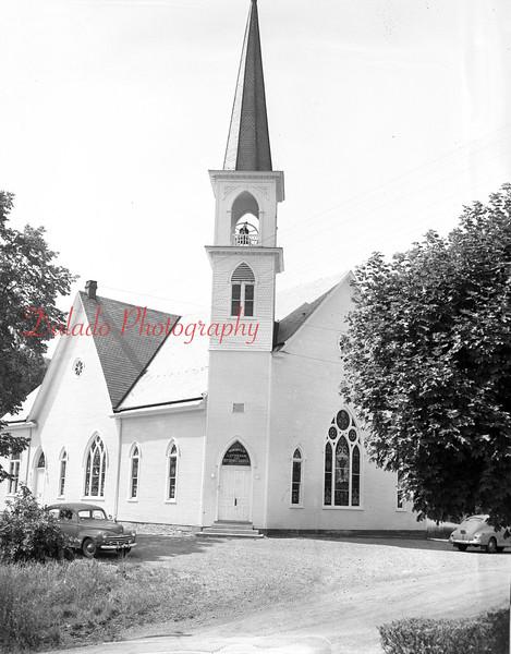 (07.01.1954) Himmel Church in Rebuck.