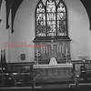 """""""The Image"""" inside Trinity Episcopal Church is shown in April 1977."""