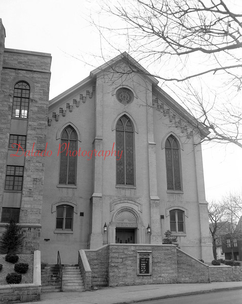 (1964) Lincoln Street Methodist Church.