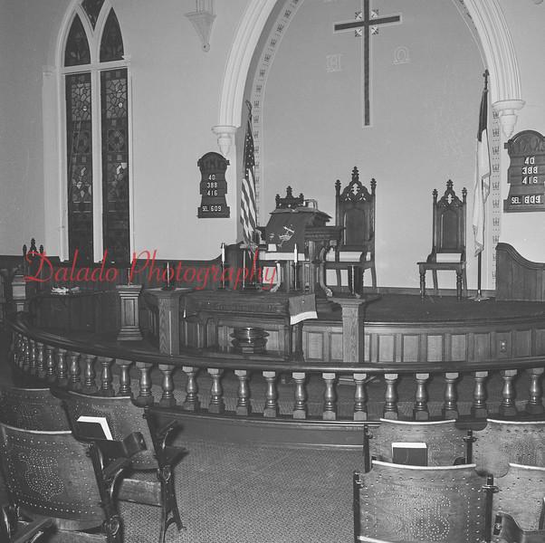 Lincoln Street Methodist Church.