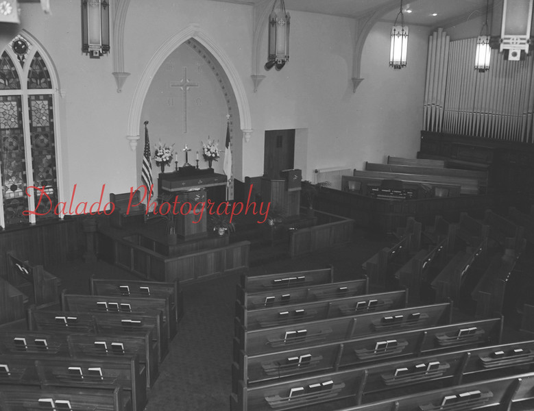 (Feb. 1963) Lincoln Street Methodist Church.