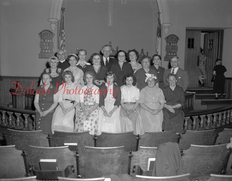 (1955) Lincoln Street Methodist.