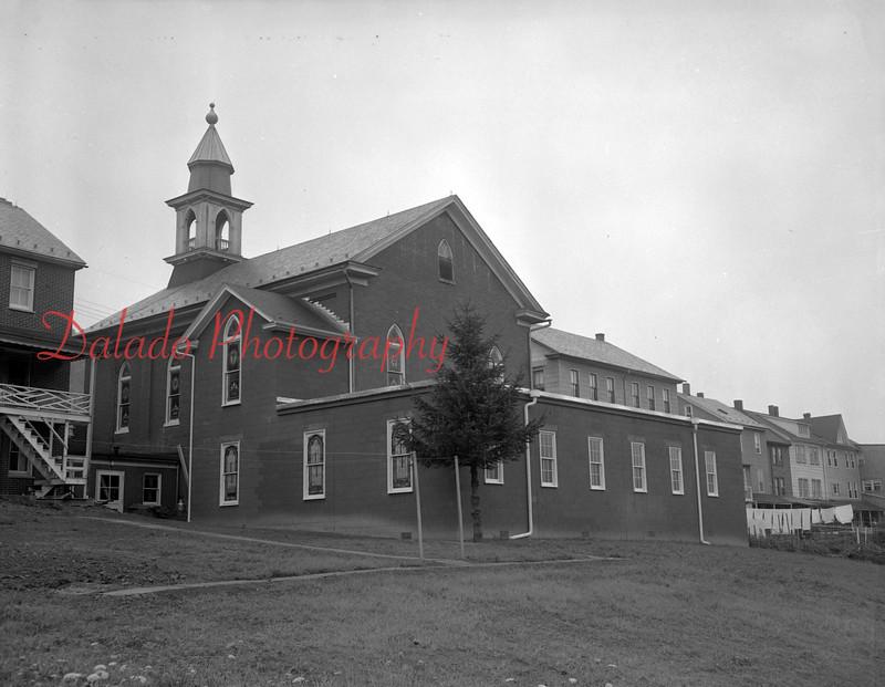 (1961) Unknown church.