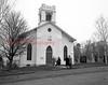 (1953) St. Peter's Church along Airport Road near Overlook.