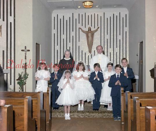 St. Paul's, Atlas, communion.