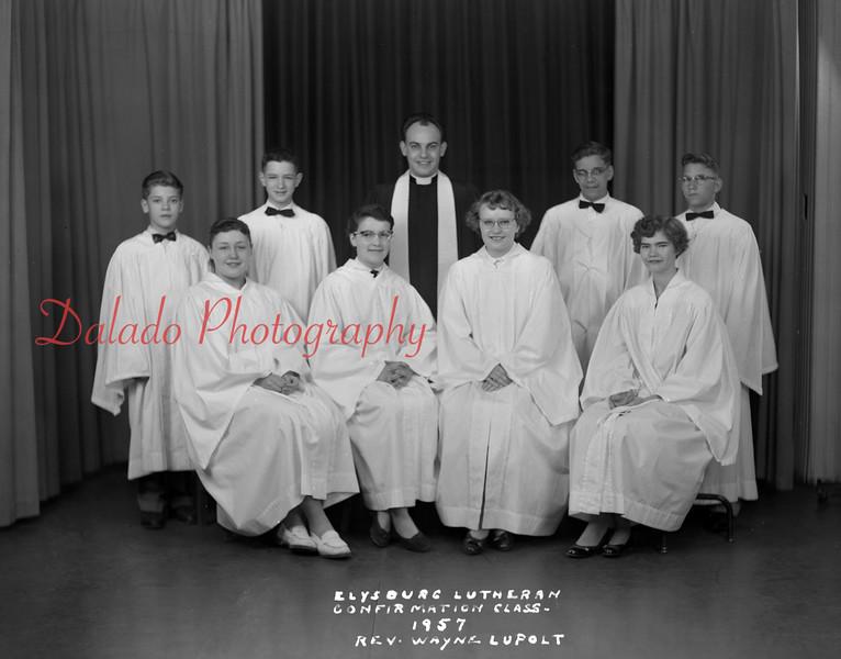 (1957) Elysburg Lutheran.