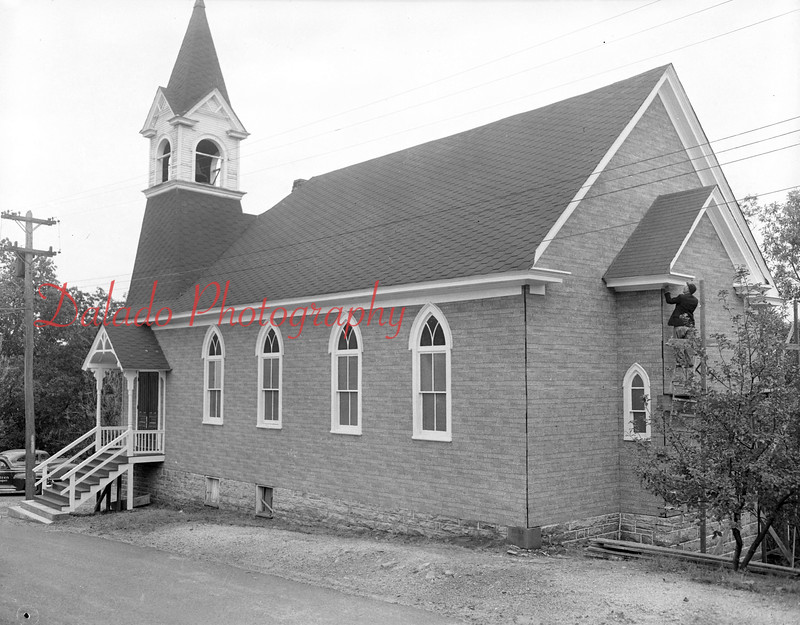 (1954) Unknown church.