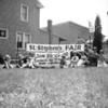 (1956) St. Stephen's Fair banner.