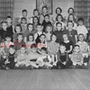 (1942) Kindergarten class of First Baptist.