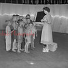 (07.07.1955) Children in Bible study in the Trevorton area. Children shown are, Bobby Bray, Barry Faulds, Becky Whary, Robert Foulds, Thomas Bray, Arnold Neidig, Diana Snyder, John Mowery, Raymond Eversole(Sp), Robert Mattis, Ralph Faulds and Lavanna Whary. Instructor is Virginia Landis.