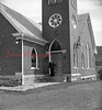 (1957) Irish Valley church.